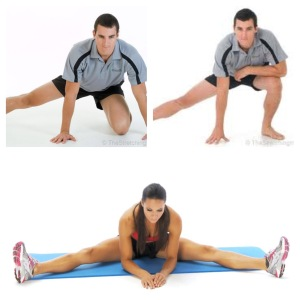 Inner Thigh Stretches